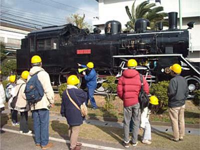 第2回小倉総合車両センター・バックステージツアー参加者募集