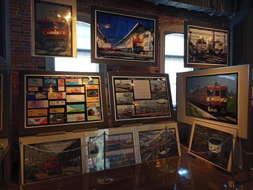 企画展「北九州電化60周年記念 蒸気から電車へ時代を駆けた車両の記録」